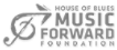 Our Family - House of Blues Music Foward Foundation Logo